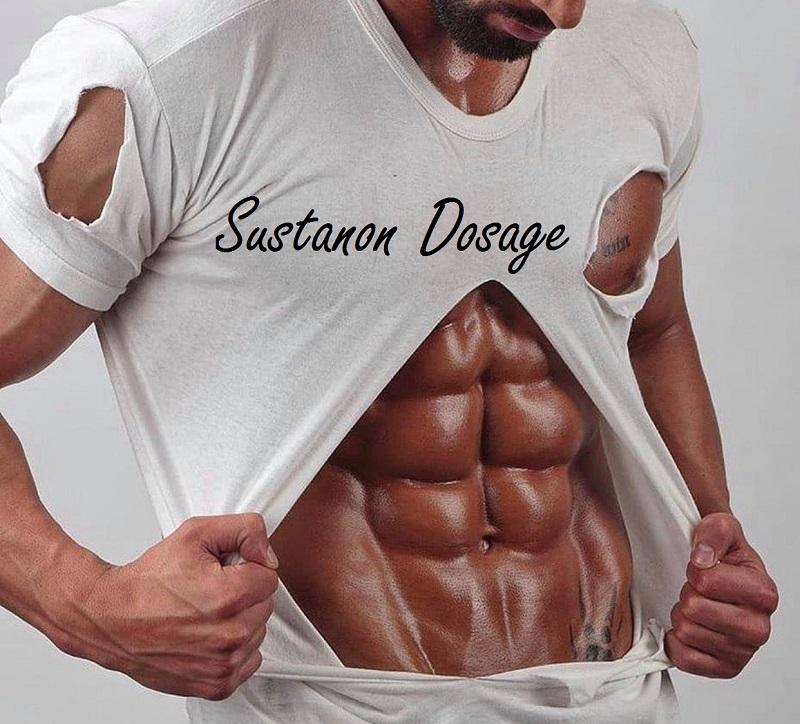 Sustanon-Dosage