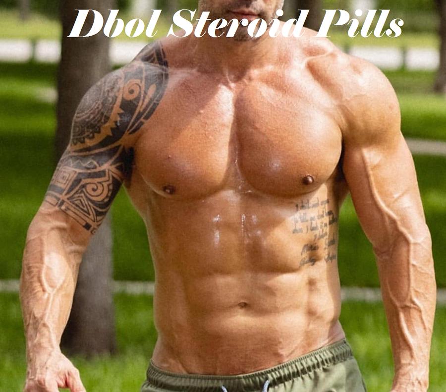 Dbol-Steroid-Pills