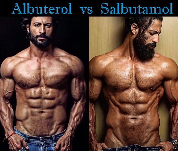 Albuterol-VS-Salbutamol